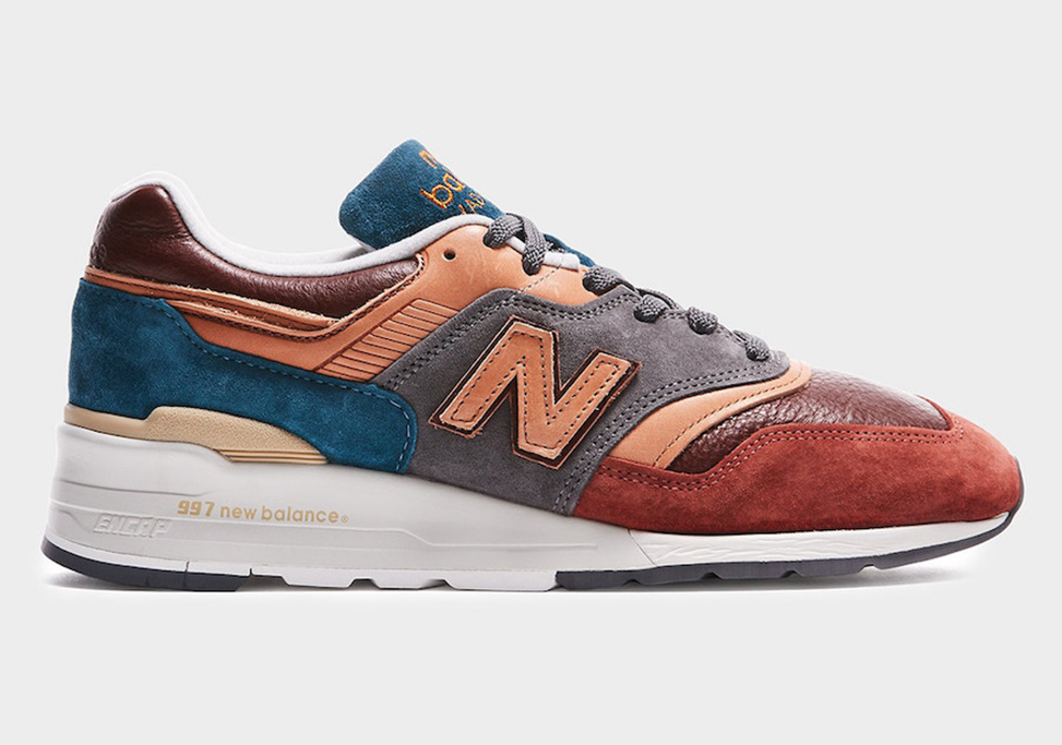 New Balance x Todd Snyder 997, todd snyder, new balance, sneaker