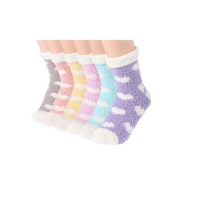 Toes-Home-Plush-Slipper-Sock-Amazon