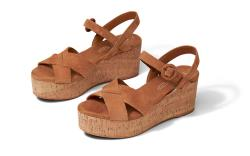 toms shoes, spring 2020, wedges, cork