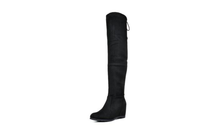 dream pairs leggy boot