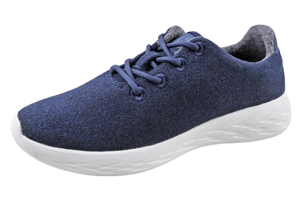 Urban Fox Mens Parker Wool Sneakers
