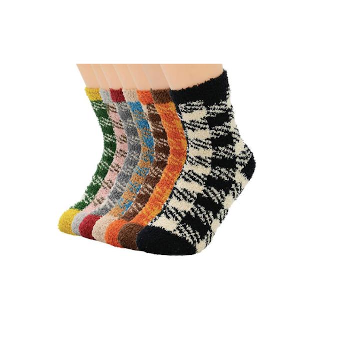 Zando-Fluffy-Sock-Amazon