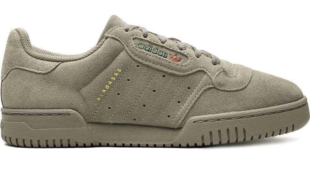 Adidas Yeezy Powerphase 'Simple Brown'