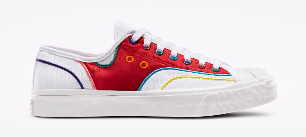 Converse Jack Purcell 'Chinese New Year'