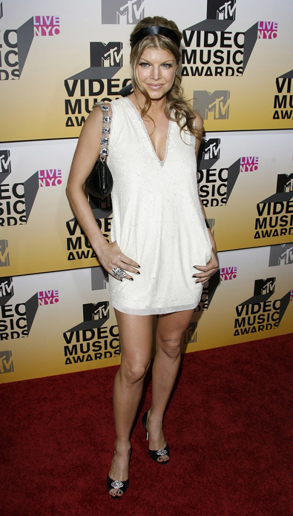 Fergie, MTV Video Music Awards, 2006, fashion and shoes of the 2000s