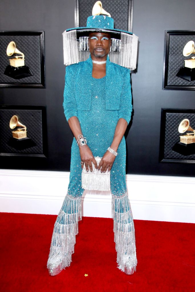 2020 grammy awards, best dressed, billy porter
