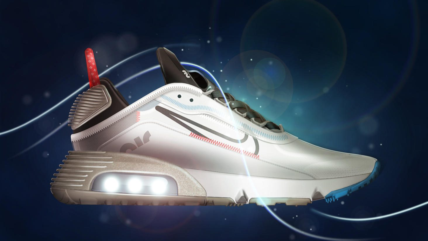 Nike Air Max 2090 Release Info: Here's