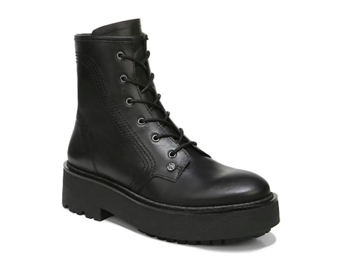 Franco Sarto Jesine Lace-Up Boot, Nordstrom Winter Sale