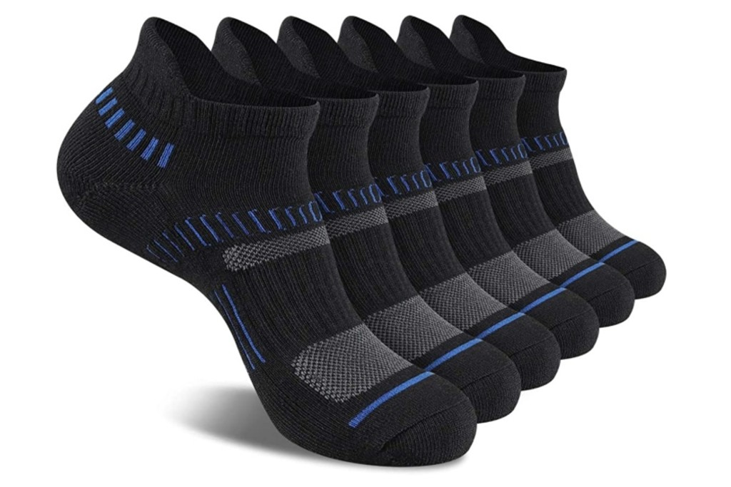 men's ankle socks, cooplus ankle socks