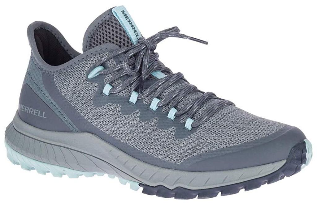 Merrell Bravada Hiking Shoe, waterproof knit sneakers