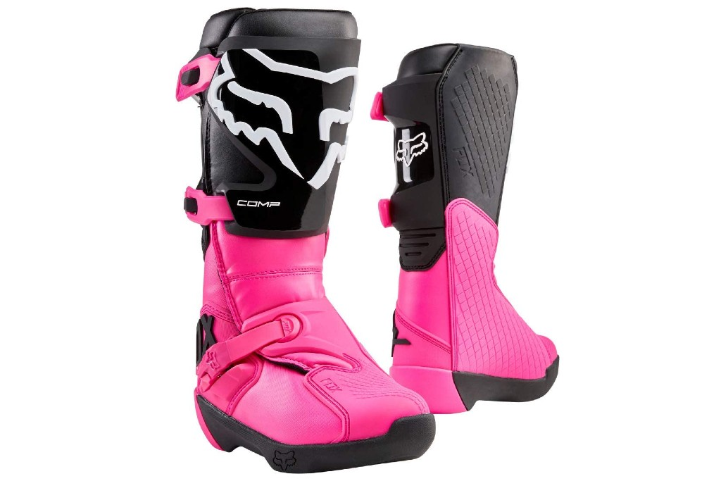 Comp Motocross Boot, motorcycle racing boots for women