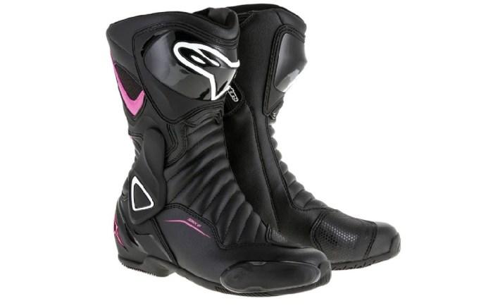 Alpinestars Women's Stella, women's motorcycle racing boots