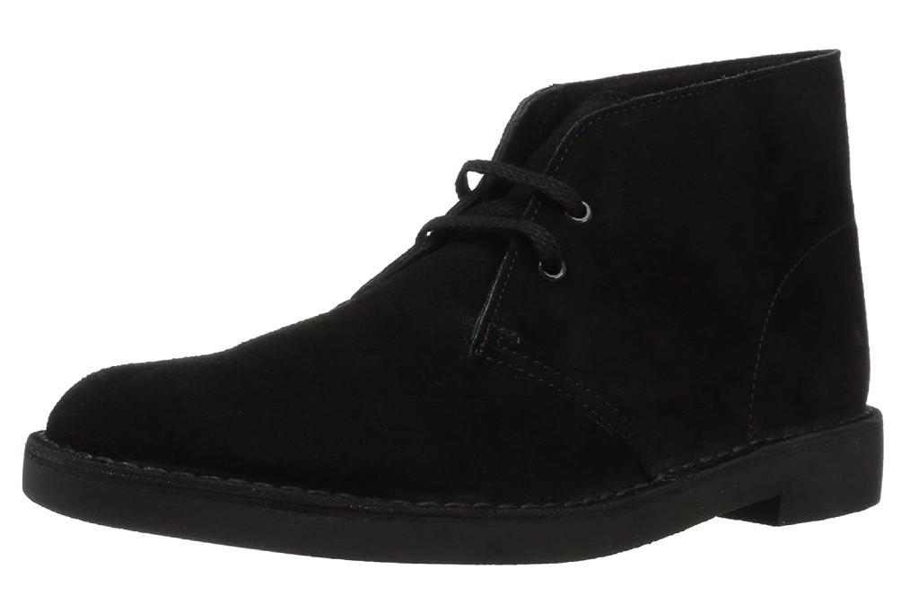 men's dress boots, Clarks Men's Bushacre 2 Chukka Boot