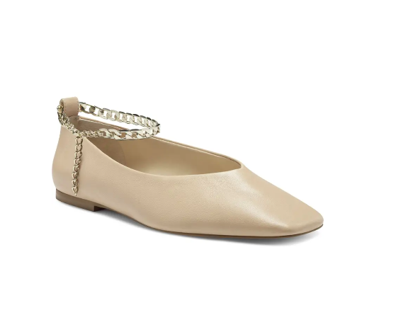 Vince Camuto Latenla Ankle Strap Flat, Nordstrom Winter Sale