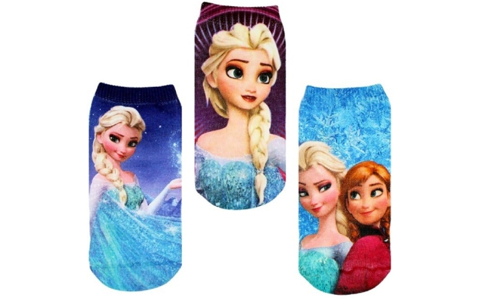 ab collection frozen socks