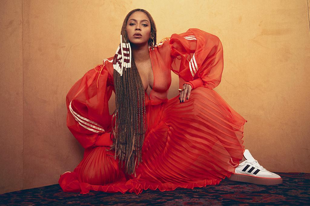 Beyonce Adidas