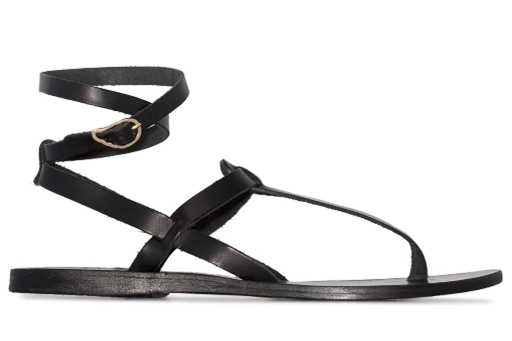 Ancient Greek, thong sandals
