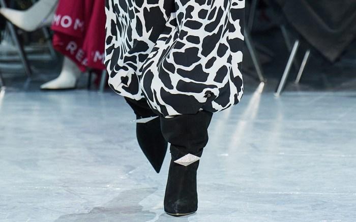 Alexandre Vauthier haute couture, spring '20, Paris Couture Week.