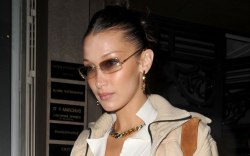 Bella Hadid, celebrity style, paris, street
