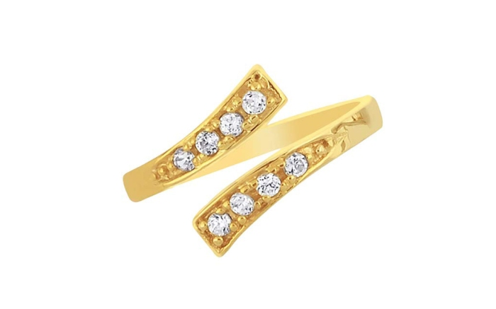 best-gold-toe-rings-amazon