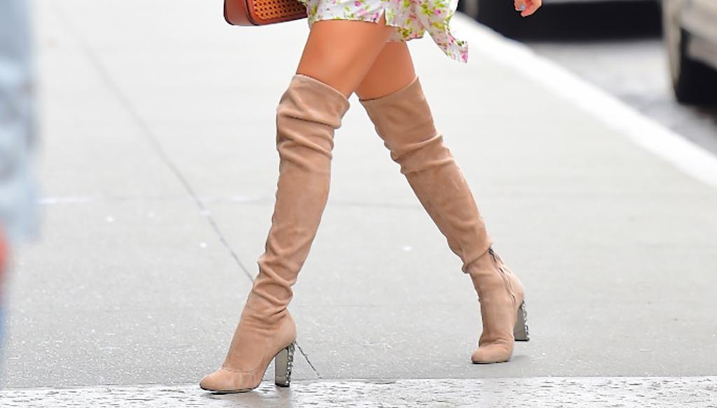 Best Thigh-High Boots – Footwear News