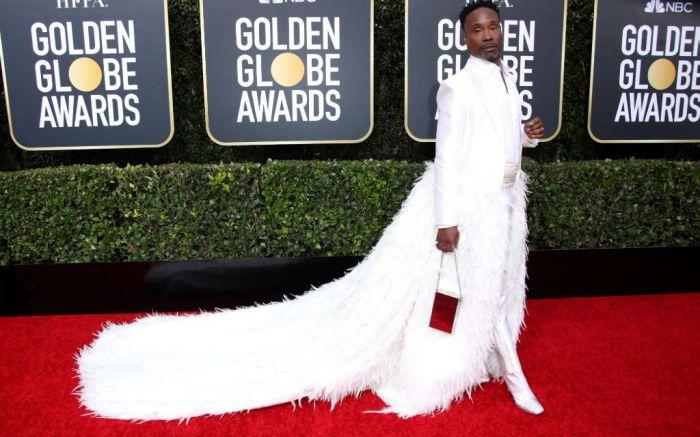 Billy Porter's Stylist on What He'll Wear on Oscars Night