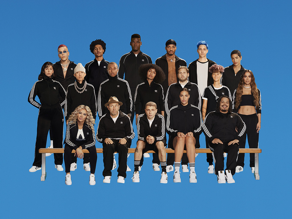 Change Is a Team Sport, adidas originals, yara shahidi, jackson wang, ninja, pharrell