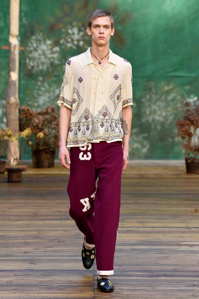 bode fall 2020, paris fashion week men's