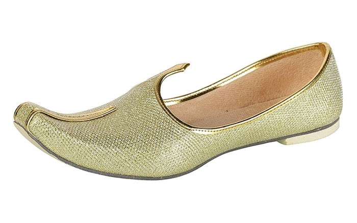 bombay flow jutti shoes