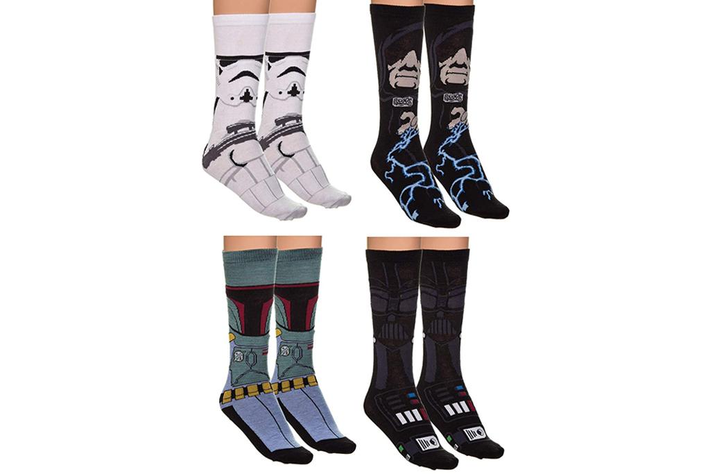calhoun star wars socks