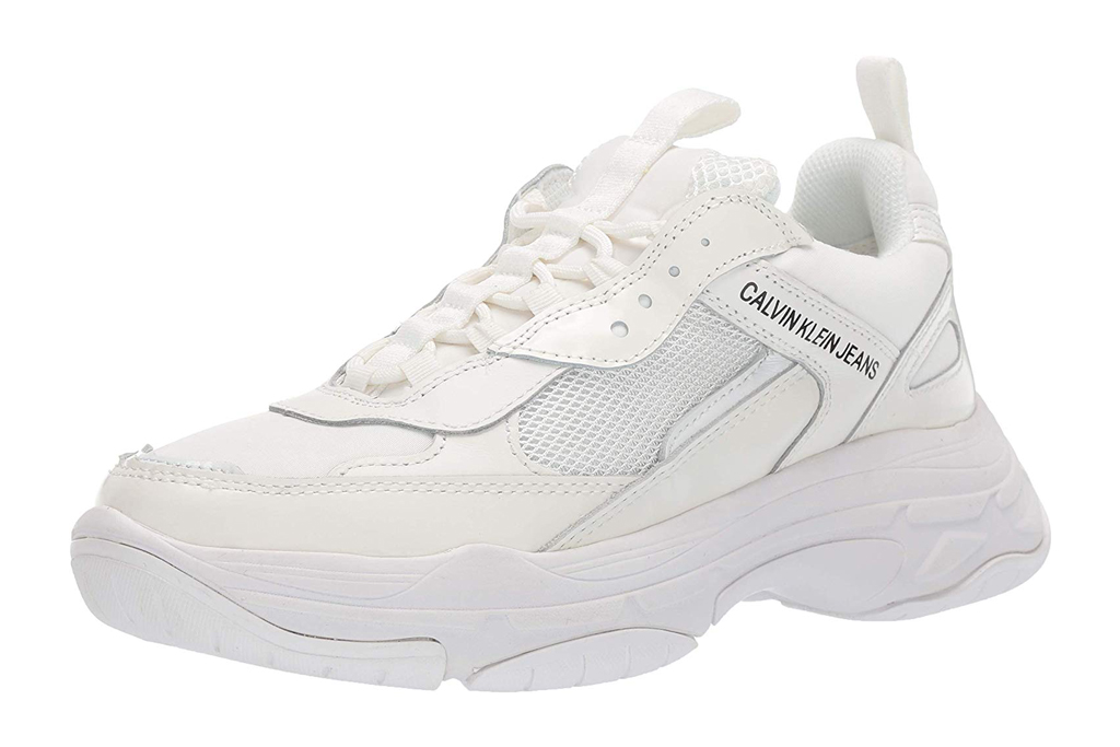 calvin klein chunky sneakers