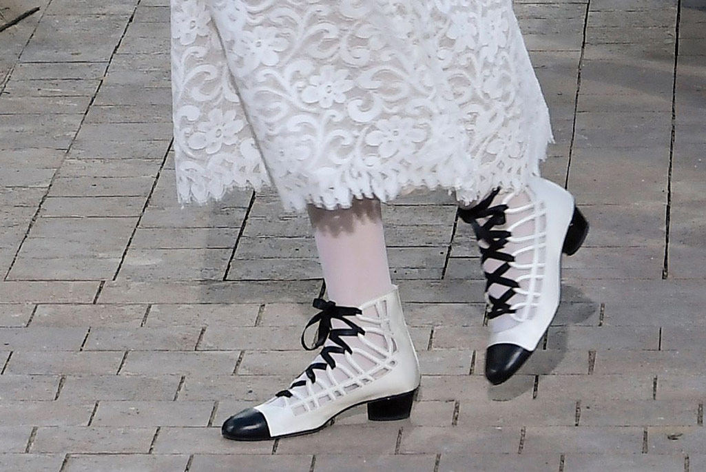 Chanel haut couture, spring '20, Paris Couture Week.