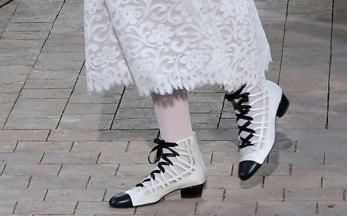 Chanel haute couture, spring '20, Paris Couture Week.