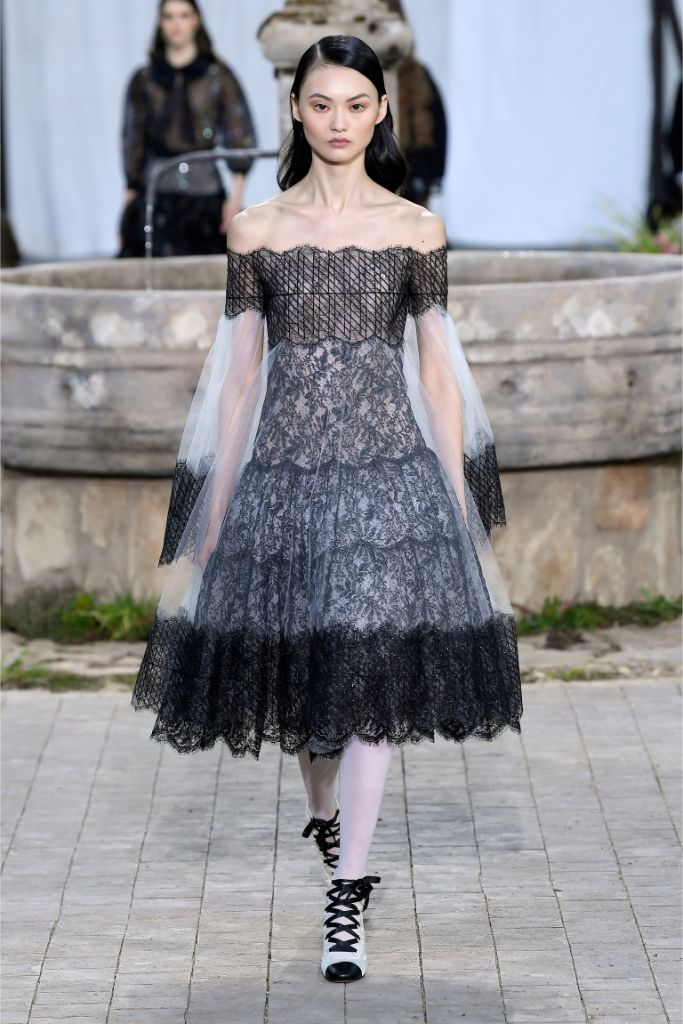Chanel, spring 2020, couture, runway, pfw
