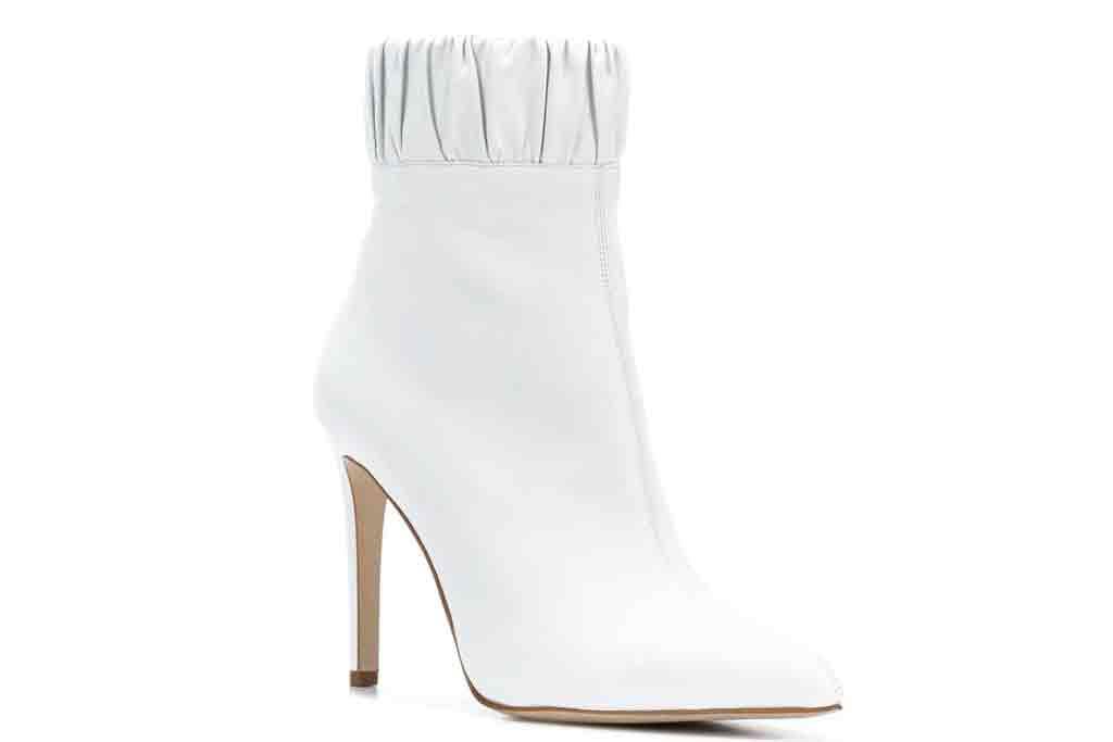 Chloe Gosselin, ankle boots