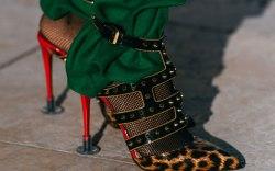 Paris Couture Week, christian louboutin, street