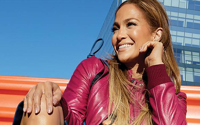Jennifer Lopez Coach sneakers