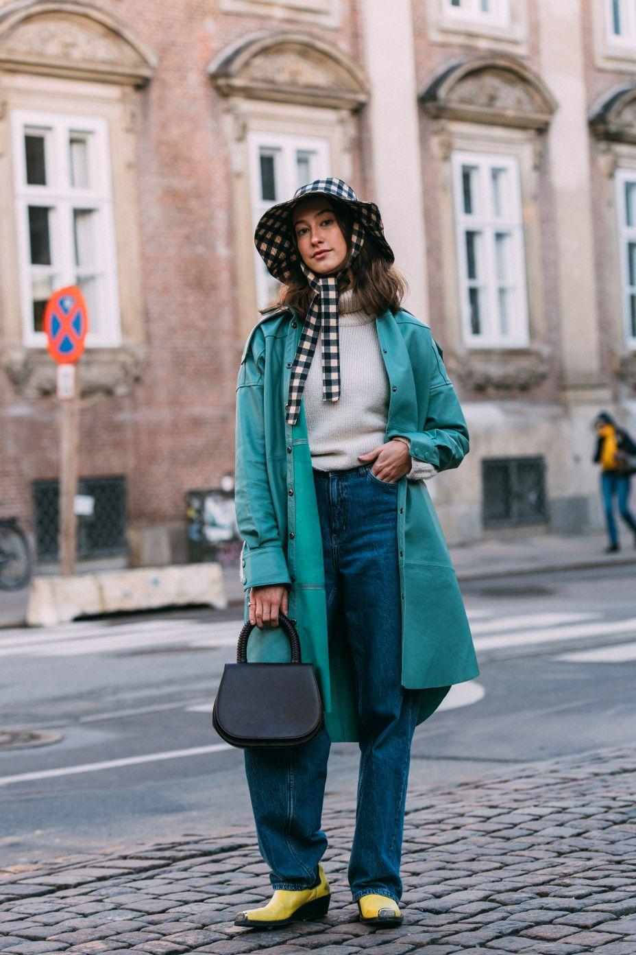 Karla Alajdi, Calvin Klein, copenhagen fashion week, street style, cfw, aw20, fall 2020