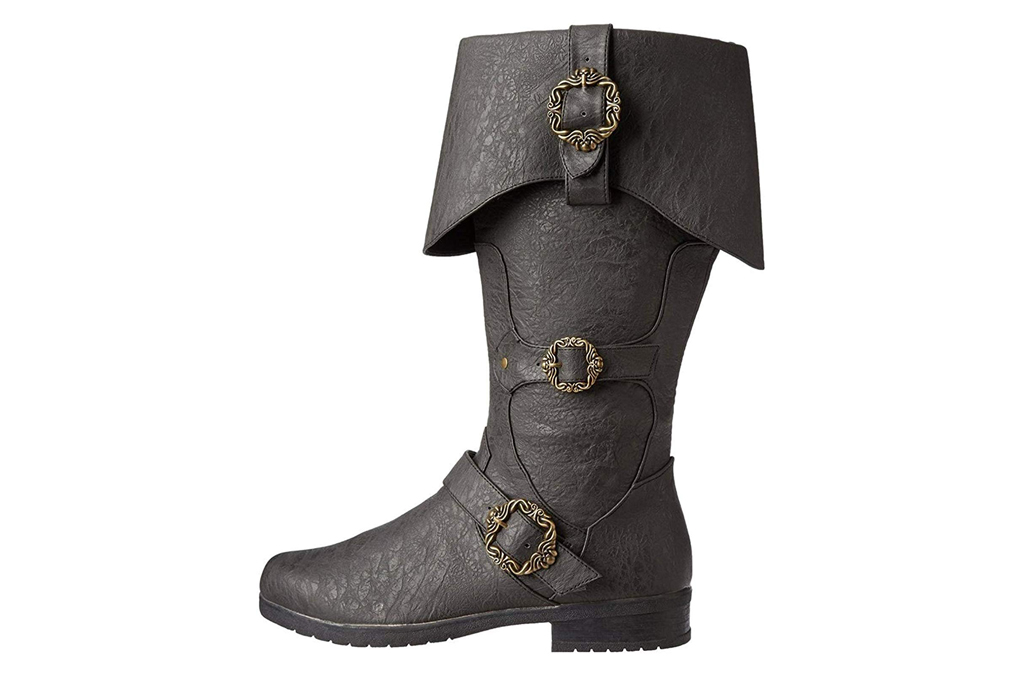 costume agent pirate boots