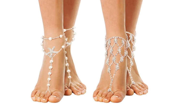 cosweet ankle chain