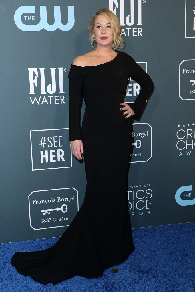 Christina Applegate25th Annual Critics' Choice Awards, Arrivals, Fashion Highlights, Barker Hanger, Los Angeles, USA - 12 Jan 2020