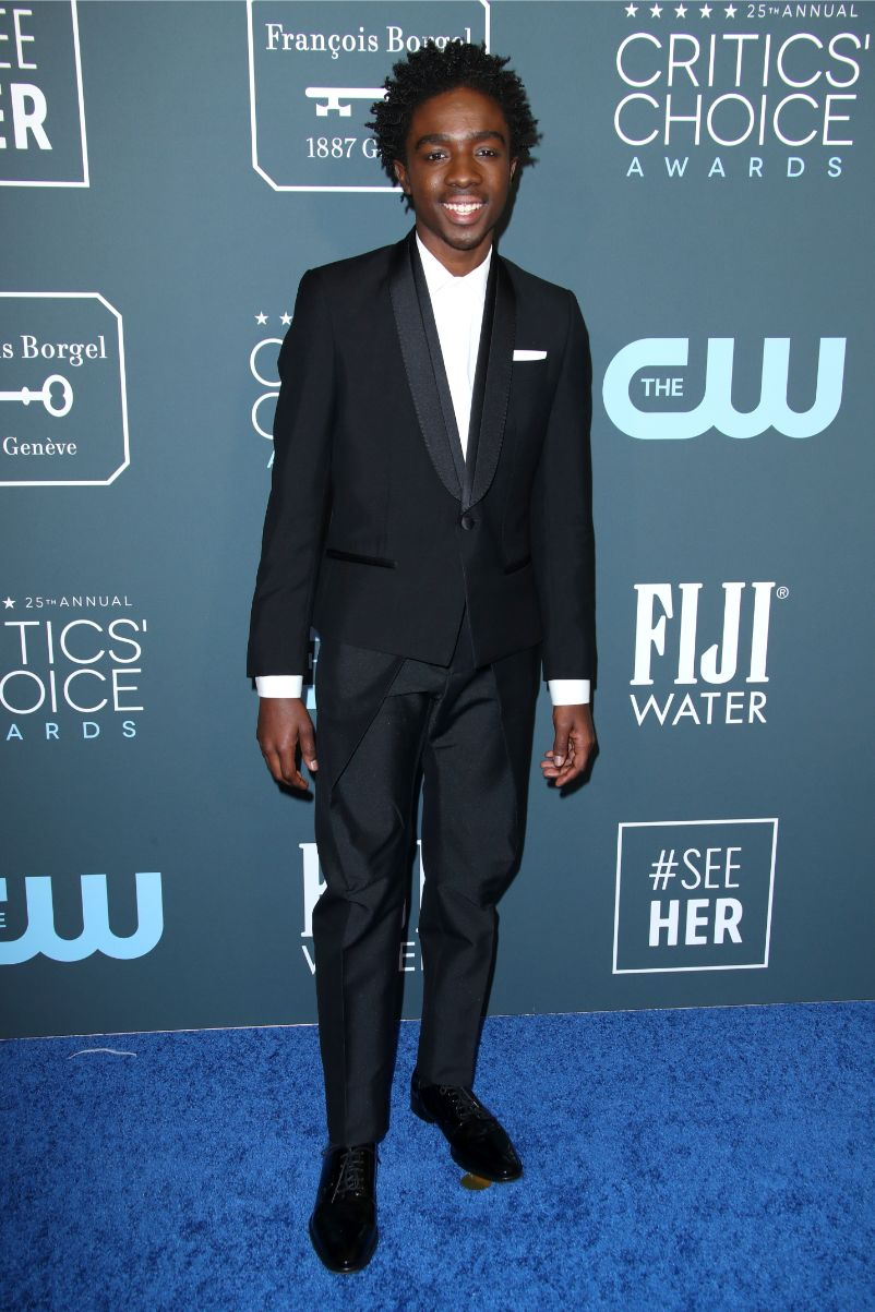 Caleb McLaughlin, critics choice awards 2020