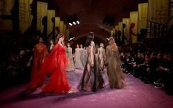 Dior haute couture, spring '20, Paris
