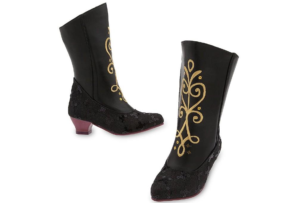 Disney Anna Costume Boots