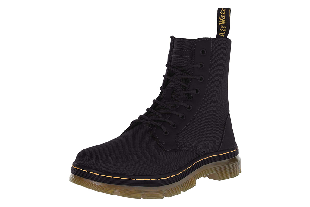 dr martens lace-up boots