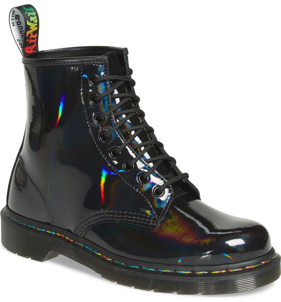 dr. martens, combat, boot, 2020 trends