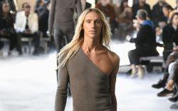 fall 2020 men's, gender fluidity, rick