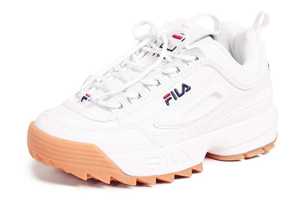 fila disruptor chunky sneaker