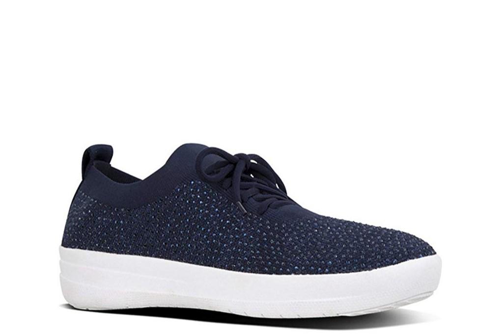 FitFlop F-Sporty Uberknit Crystal Sneakers