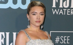 florence pugh, critics choice awards, little
